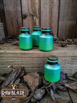 Essence Container - Green