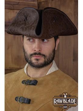 Jack Rackham Deluxe Hat - Brown