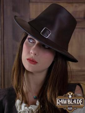 Pilgrim Hat - Brown