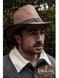 Pilgrim Hat - Terracotta