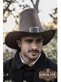 Johann Witch Hunter Hat - Brown