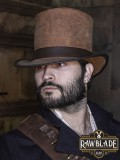 Tepes Top Hat - Weathered
