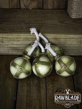 Kugel Grenade - White