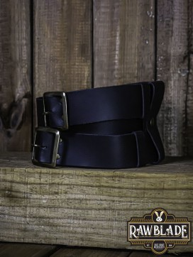 Beligor Double Belt - Black