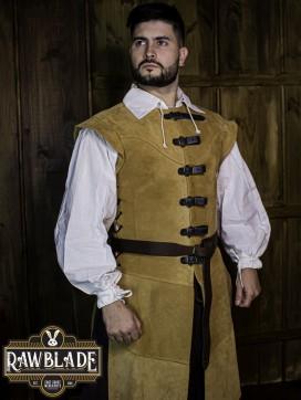 Viking Belt Hirdman - Brown