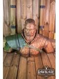 Warrior pauldron - Green