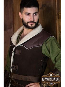 Dimitru Winter Coat - Brown