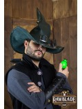 Wikka the Witch Hat - Green