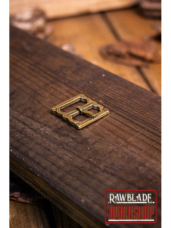 Gawain Buckle Gold