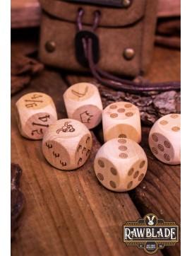 Farkle Dice Game, Maldita set