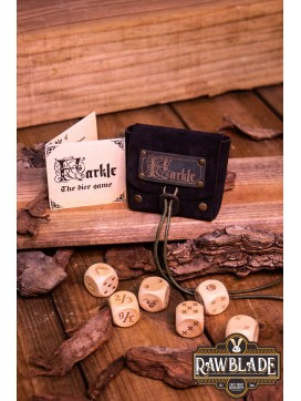 Farkle Dice Game - Pirate set