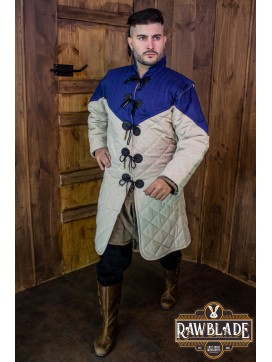 Uther Gambeson Complete, Blue/Natural