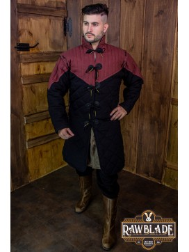 Uther Gambeson Complete, Black/Red