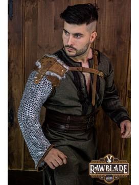 Freyr aluminium Chainmail sleeve