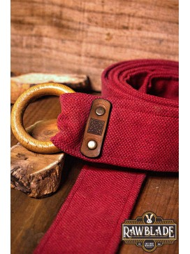 Etain Belt - Red