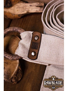 Etain Belt - White