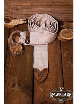 Etain Belt - White