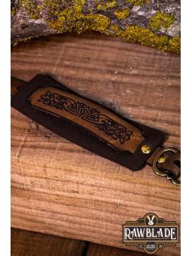 Luthien Leather Bracelet