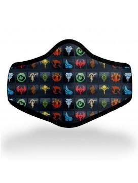 League of Legends Regions Mask