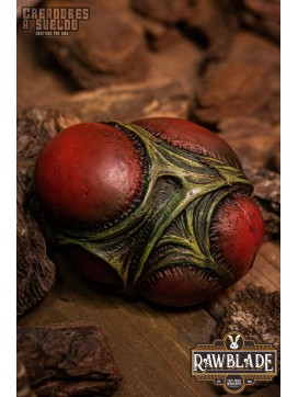 Eldritch Egg - Green/Red