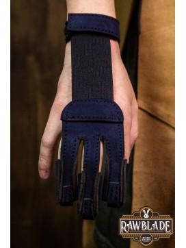 Archery Glove Kane Blue