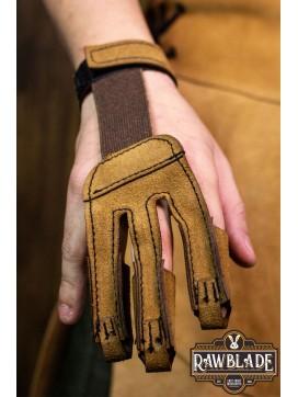 Archery Glove Kane - Light Brown