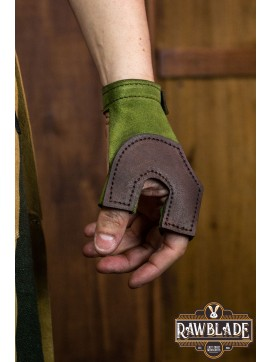 Archery Glove Oren - Green