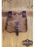 Hakoon Leather Bag - Weathered