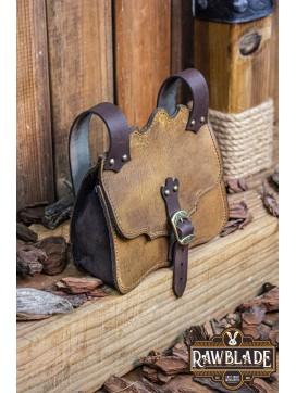 Hakoon Leather Bag - Weathered