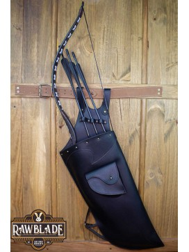 Steppe Explorer Quiver - Black