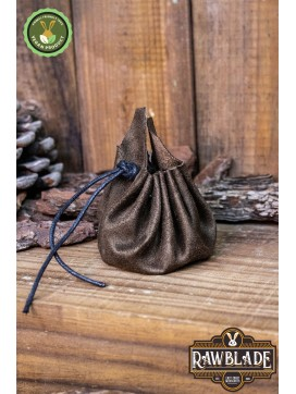 Adventurer's Coin Bag - Brown