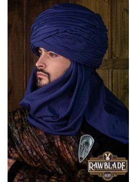Hamtar Turban Blue