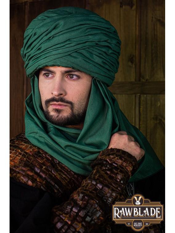 Hamtar Turban Green