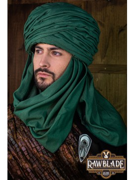 Hamtar Turban Green