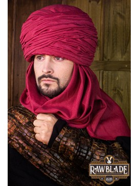 Hamtar Turban Red