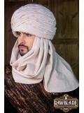 Hamtar Turban White