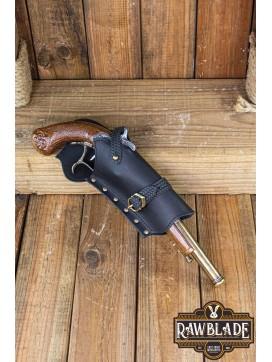 Jack Rackham Pistol Holder Right - Black