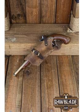 Jack Rackham Pistol Holder Left - Weathered