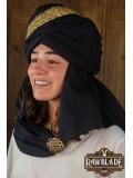 Muharib Turban - Black