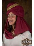 Muharib Turban - Red