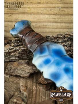 Crystal Dagger - Blue