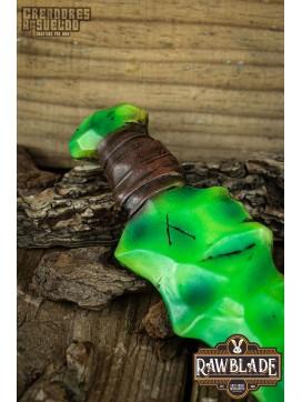 Crystal Dagger - Green